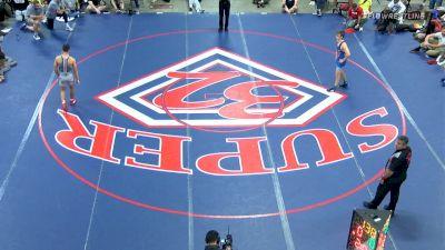 138 Final, Justin Rivera, FL vs Lachlan McNeil, PA