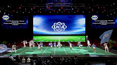 University of Puerto Rico - Bayamon [2020 Open Coed Game Day Finals] 2020 UCA & UDA College Nationals