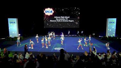 Johnson High School [2020 Small Junior Varsity Prelims] 2020 UCA National High School Cheerleading Championship