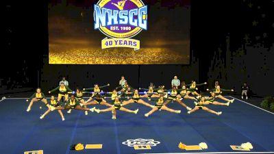 Cabrini High School [2020 Super Varsity Non Tumbling Finals] 2020 UCA National High School Cheerleading Championship
