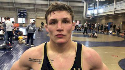 Brock Zacherl Overcoming Adversity
