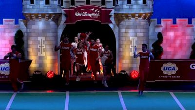 University of New Mexico [2019 Division IA Game Day Semis] UCA & UDA College Cheerleading and Dance Team National Championship