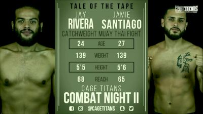 Cage Titans: Combat Night II Highlight
