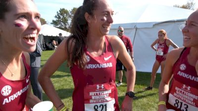 Carina Viljoen's Shoe Fell Off Mid-Race, But She Finished Top-10 Anyway