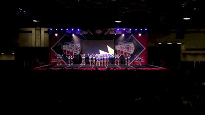 Cheer Central Suns Ultraviolet [2020 L3 Small Junior Day 2] 2020 NCA All-Star Nationals