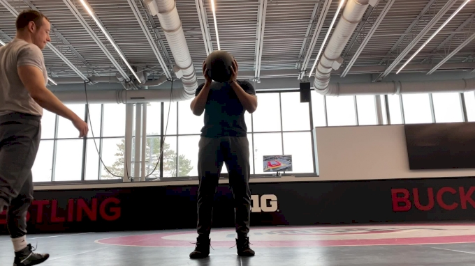Myers S&C: Lunge Decelerations For Speed