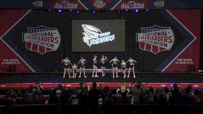 East Texas Twisters Gymnastics Surge [2020 L3.2 Junior Prep Day 1] 2020 NCA All-Star Nationals
