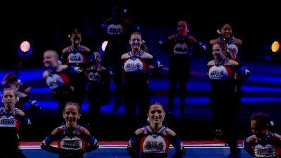 All 4 Cheer - Embers [2021 L1 Junior - Medium Finals] 2021 The D2 Summit
