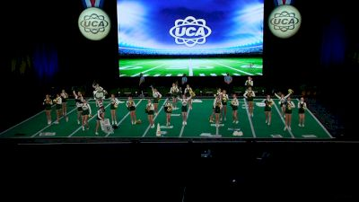 Brentwood Middle School [2021 Large Junior High Game Day Semis] 2021 UCA National High School Cheerleading Championship