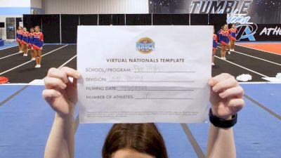 Page High School [Large Varsity Virtual Finals] 2021 UCA National High School Cheerleading Championship