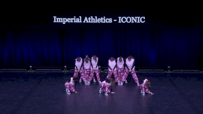 Imperial Athletics - ICONIC [2021 Youth Hip Hop - Small Semis] 2021 The Dance Summit