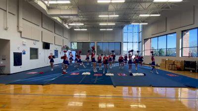 Cherry Creek High School [Large Varsity Game Day Virtual Semi Finals] 2021 UCA National High School Cheerleading Championship