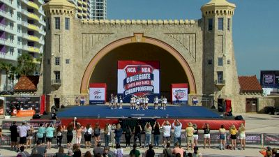 University of Central Florida - Knights Cheer [2021 Intermediate Small Coed Division IA Prelims] 2021 NCA & NDA Collegiate Cheer & Dance Championship