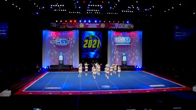 Cheer Extreme - Raleigh - XKO Knockout [2021 L6 International Open Large Coed Finals] 2021 The Cheerleading Worlds