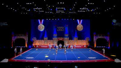 Zone Cheer All-Stars - Lady Liberty [2021 L6 Senior - XSmall Day 1] 2021 UCA International All Star Championship