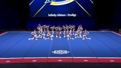 Infinity Allstars - Prodigy [2021 L2 Junior - Small Day 2] 2021 UCA International All Star Championship