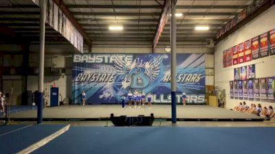 Bay State - Sky [L6 Junior Coed] 2021 Athletic Championships: Virtual DI & DII