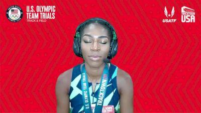 Raevyn Rogers - Women's 800m Final