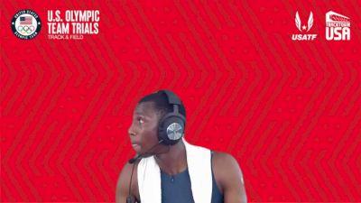 Erriyon Knighton - Men's 200m Semifinals