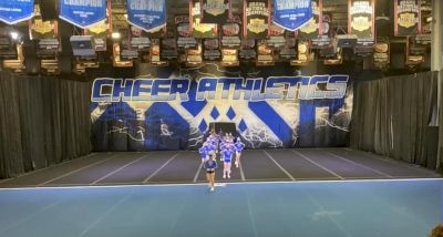 Cheer Athletics - Bobcats [L1 Mini - Medium] 2021 NCA All-Star Virtual National Championship