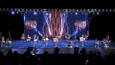Hallsville High School [2021 Game Day Medium Varsity Finals] 2021 NCA High School Nationals