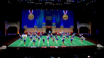 Boise State University [2021 Division IA Game Day Finals] 2021 UCA & UDA College Cheerleading & Dance Team National Championship