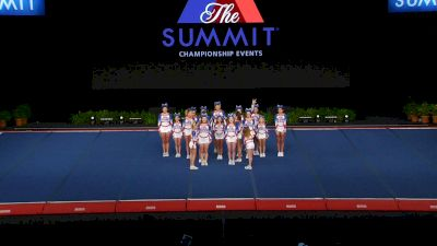 Cheer Florida All Stars - Sirens [2021 L3 Junior - Small Wild Card] 2021 The Summit