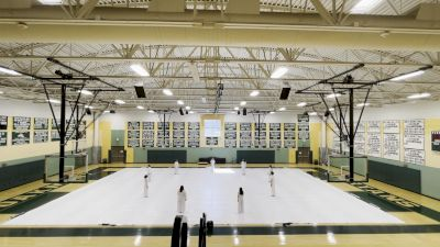 Oakmont Marching Spartans Winter Guard - What A Wonderful World