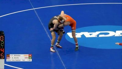 165 Consi-Semi, Ethan Smith, Ohio State vs Travis Wittlake, Oklahoma State