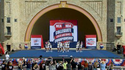 University of Central Florida - Knights Cheer [2021 Intermediate Small Coed Division IA Finals] 2021 NCA & NDA Collegiate Cheer & Dance Championship
