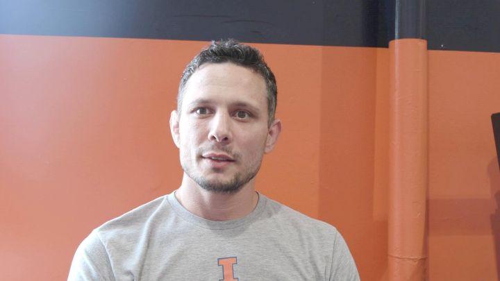 Mike Poeta Is Living A Dream As The Illinois Head Coach