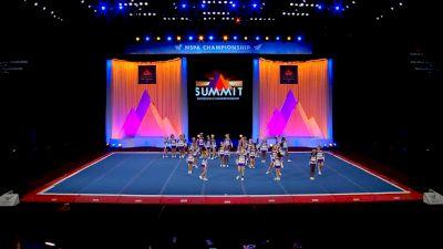 United Rock Nation All Stars - COVER GIRLS [2021 L2 Junior - Medium Finals] 2021 The D2 Summit