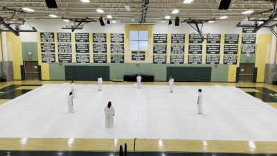 Oakmont-Overlook Marching Spartans Winter Guard - What a Wonderful World