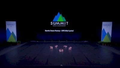 Raevin Dance Factory - DFE Mini Lyrical [2021 Mini Contemporary / Lyrical Finals] 2021 The Dance Summit