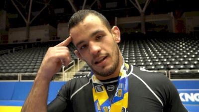 Pedro Marinho Double Golds At No-Gi Worlds, Looks Ahead To WNO Debut