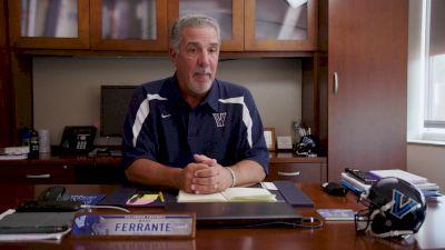 Mark Ferrante Is Villanova Football