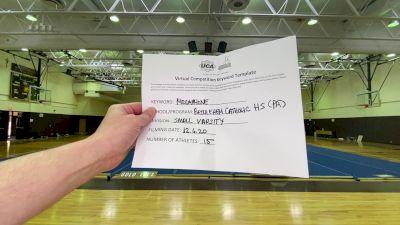 Bethlehem Catholic High School [Small Varsity] 2020 UCA Pocono Virtual Regional