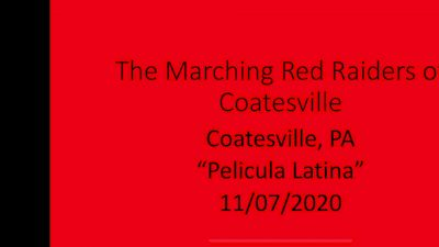 Pelicula Latina - Coatesville Area Senior High