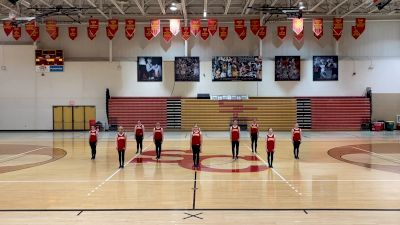 Simpson College [Virtual Hip Hop Open Prelims] 2021 NCA & NDA Collegiate Cheer & Dance Championship