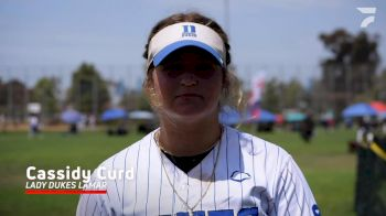 Lady Dukes Lamar Cassidy Curd Interview At 2021 PGF