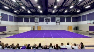 Riverton High School [Junior Varsity Coed] 2020 UCA Mountain West Virtual Regional