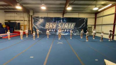 Bay State NH - Perfect Storm  [L1 Junior] 2021 Athletic Championships: Virtual DI & DII