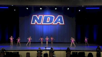 Dancin Bluebonnets [2021 Tiny Jazz] 2021 NDA All-Star National Championship