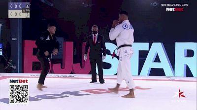 Gutemberg Pereira vs Lucas Barbosa | BJJ Stars V