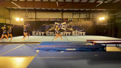 East Celebrity Elite - Blackout [L3 Senior] 2021 Athletic Championships: Virtual DI & DII