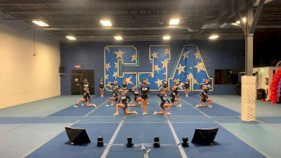Central Jersey All Stars - Knockout [L3 Senior - Small - A] 2021 NCA All-Star Virtual National Championship