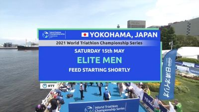 Full Replay: World Triathlon Series: Yokohama (Men's Race)