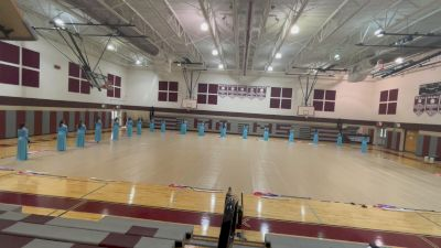 Matawan Winter Guard Combined- Somewhere Over The Rainbow