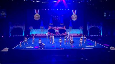 Sparkman High School [2021 Small Varsity Coed Finals] 2021 UCA National High School Cheerleading Championship