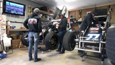 Wingo Brothers USAC Sprint Car Shop Tour